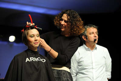 Arrojo stage presentation