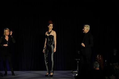 Damien Carney stage presentation
