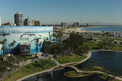 Beautiful day in Long Beach