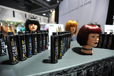 Top products available to every beauty professional here at ISSE Long Beach