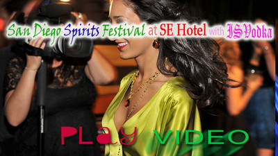 ***** V I D E O ****** * Video of San Diego Spirits Festival with ISVodka from last weekend. * Video by Kiki Kalor Editing by Kiki Kalor Stills by Mark Bowers Info on Kiki - http://myrealvegas.com/shows/las-vegas-entertainer-kiki-kalor.htm