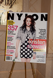 "Photographs of Nylon Magazine and IS Vodka party at Lavo Club inside the Palazzo Casino in Las Vegas, Nevada. Nylon Magazine http://www.nylonmag.com, the cool, trend-breaking fashion magazine is in town for Magic Show in Las Vegas. IS Vodka http://www.isvodka.com is a super-pure, ulta-premium vodka distilled 7 times, mixed with glacier water from the land of ice and snow - Iceland - Don't Miss Trying This One. Icelanders pronounce ""IS"" as Ice. There it is, you are now speaking Icelandic."