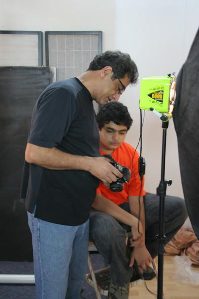 #5267: Farzad (Khosrownia) and his son
