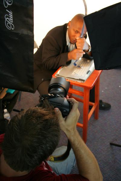 #5336: Brian (bpalmer) shooting model Travis