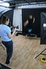 #5322: Nancy (SochAnam) shooting model Robin on trampoline