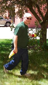 John Deere Global IT Leadershp Volunteerism Project Arrowhead Ranch  JR Howell JRHowell@me.com
