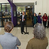 ITS Educational Technology Center Dedication