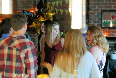 Ian Thomas Surprise Birthday Party 5th Ticket Piano Bar