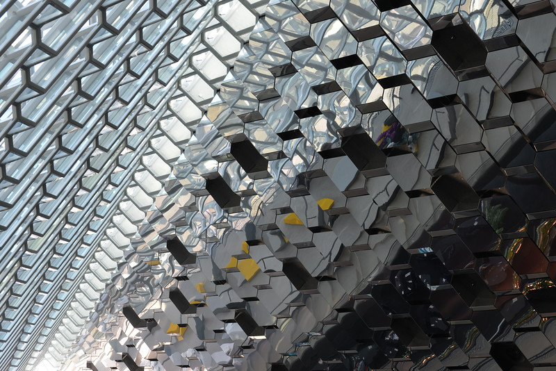 Harpa Inside Out - May 2017