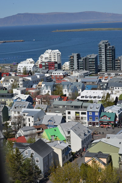 Reykjavik Below - May 2017