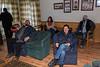 Family Reunion: Alice and Ignace Sutherland 2014 February 15th in Moosonee.