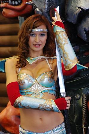 Fantasy Wars girl Nastya