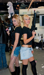 Postal 3 girls at Igromir 2009