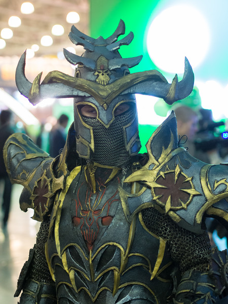 Cosplay at Igromir 2013