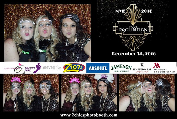 IheartRadio Prohibition NYE Party