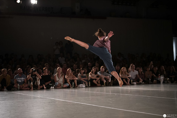 Dance Battle ImpulsTanz 2019