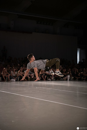 Dance Battle ImpulsTanz 2019