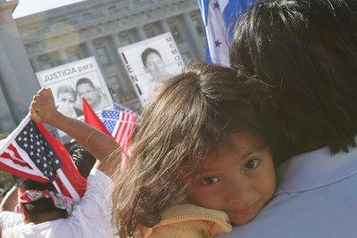 Immigrant Rights Protest, S.F., CA 5/1/2006