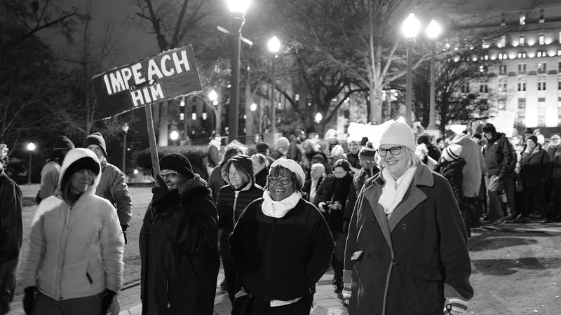 Impeach and Remove Rally in Birmingham, AL