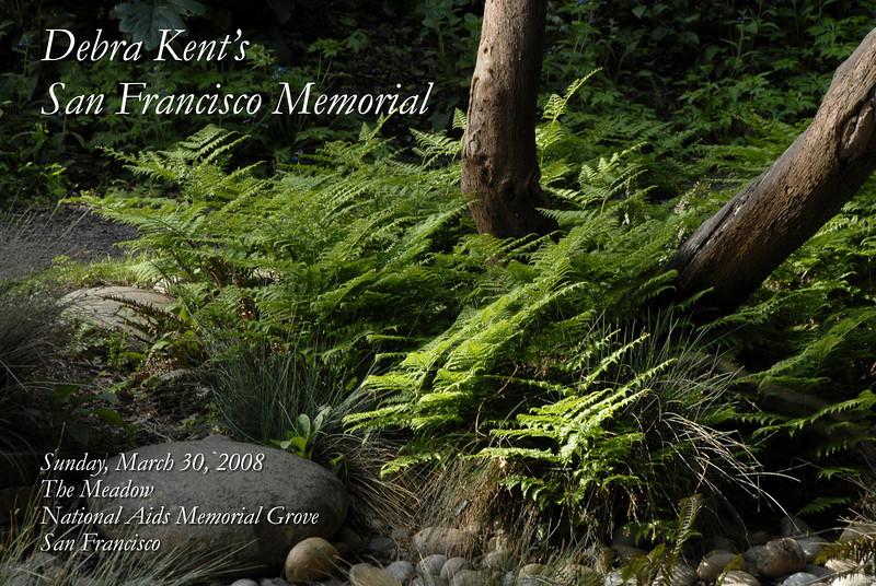 Debra Kent's SFMemorial