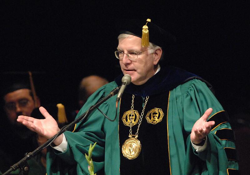 President Stephen J. Kopp