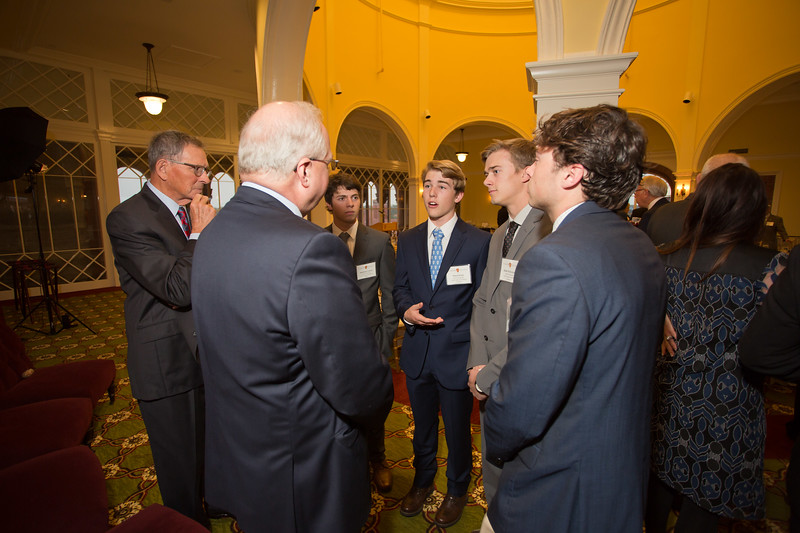 Inaugural Business Week CEO Dinner with guest speaker Craig Dickman