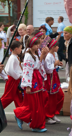 Cossack girls