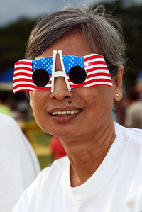 Independence Day Celebration 2009, Chiang Mai, Thailand