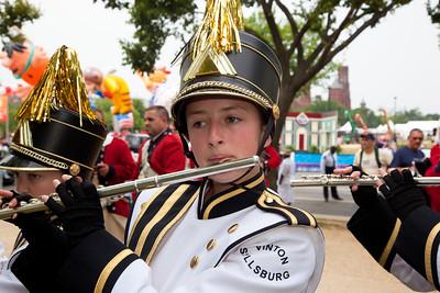 Vinton-Shellsburg High School Marching Band Vinton, IA
