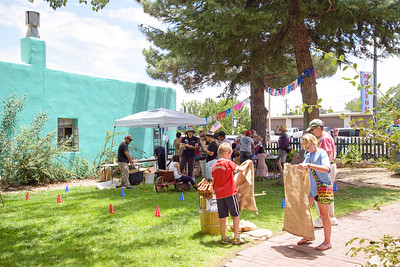 Silver City  4th of July  Ice Cream Social  2015