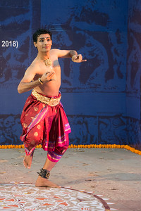 Rohit Gopinath (Mohiniattam & Bharatnatyam) Solo. Part of Team Navarasa under the guidance of Guru Smt. Sushama Gopinath. INTERNATIONAL INDIA DANCE FESTIVAL (IIDF MUMBAI 2018) 4th March 2018. Organized by Aratrika Institute of Performing Arts and Samskritiki for its first season in Mumbai.