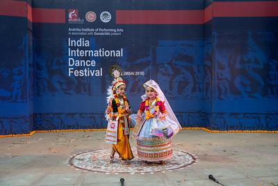 Swapnokolpa, Odissi Group. Smt Swapnokalpa Dasgupta (Roychowdhury), a disciple of legendary Guru Kelucharan Mahapatra and Guru Poushali Mukherjee, is a dancer proficient in the Odissi style of Indian classical dance.  INTERNATIONAL INDIA DANCE FESTIVAL (IIDF MUMBAI 2018) 4th March 2018. Organized by Aratrika Institute of Performing Arts and Samskritiki for its first season in Mumbai.