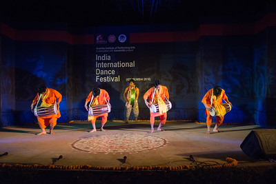 INTERNATIONAL INDIA DANCE FESTIVAL (IIDF MUMBAI 2018) 4th March 2018. Organized by Aratrika Institute of Performing Arts and Samskritiki for its first season in Mumbai.  Classical dance styles, folk, contemporary and fusion were performed over three days of the festival (2nd, 3rd and 4th March 2018).