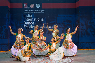 Mohiniattam dance. Sushama Gopinath's Navarasa Dance Academy. Navarasa is one of the leading dance academy in Navi Mumbai with more than 1000 students in its roll for learning Bharathanatyam and Mohiniattam.  INTERNATIONAL INDIA DANCE FESTIVAL (IIDF MUMBAI 2018) 4th March 2018. Organized by Aratrika Institute of Performing Arts and Samskritiki for its first season in Mumbai.