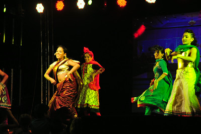 India @ Mindil 2014