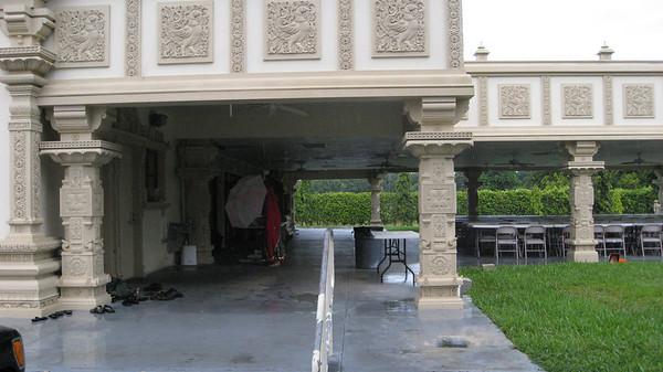 <font size = 4>August - 2009 - </font>Indian Hindu temple Krishna's birthday celebration