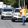 John P. Cleary | The Herald Bulletin<br /> The Indiana Bicentennial Torch Relay through Madison County.