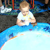 Diane Raver | The Herald-Tribune<br /> Maddie Ritchie, 2, Shephardsville, Kentucky, loved playing with the bubbles.