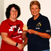 Debbie Blank | The Herald-Tribune<br /> Torchbearer nominee Tammy Sidell (left), Batesville