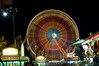 Midway at the 2007 Indiana State Fair