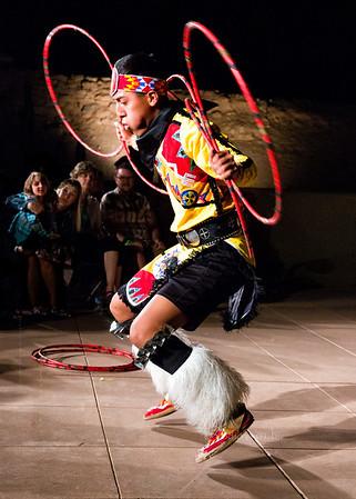 Hoop dancer 1974cf ton