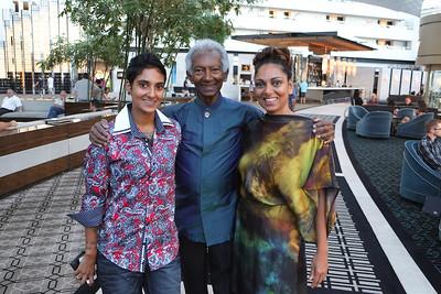 Indra's 80th Birthday