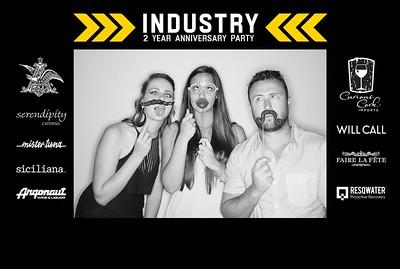 Industry 2 Year Anniversary | 06.01.16
