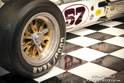 1966 Ken Brenn Racing #57 Indycar Gary Mondschein's Unveiling Event 12/13/14 Reneé Tidaback