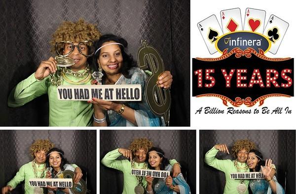 Infinera 15  Year Anniversary  - 4.23.16