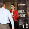 Exhibitor Showcase and Networking - McAfee