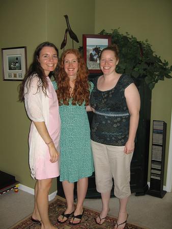 Inga's Baby Shower--6/30/07