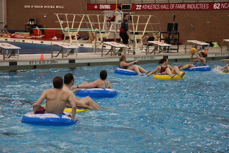Inner Tube Water Polo