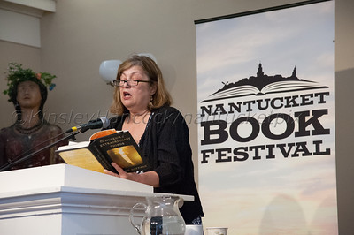 Breakfast with Alice Hoffman, Nantucket Book Festival, Great Hall, Nantucket Atheneum June 20, 2014
