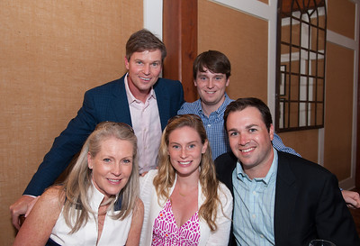 Sam Sylvia Pro-Am Golf Tournament Kick-off Party for the Boys and Girls Club of Nantucket  at Great Harbor Yacht Club, June 7, 2014